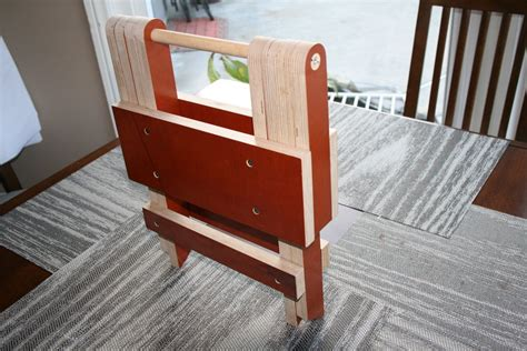 build a folding step stool how to make a folding step stool out of wood
