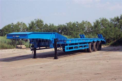 low bed trailer low bed trailer china low bed trailer low loader flat