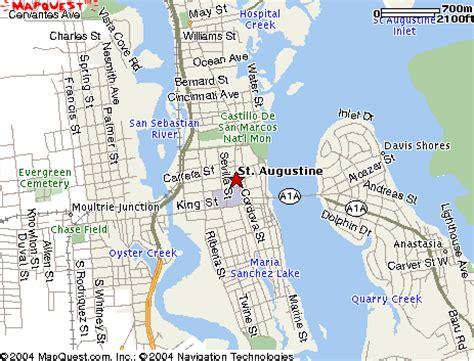 st augustine map map st augustine fl clubmotorseattle