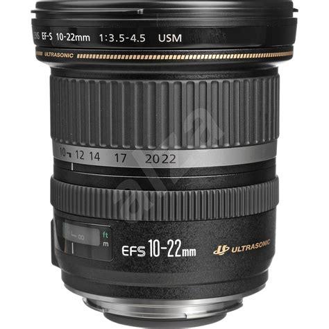 Lensa Canon Efs 10 22mm canon ef s 10 22mm f3 5 4 5 usm zoom black lens
