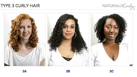 Type 3 Hair Texture by Curly Hair Guide What S Your Curl Pattern