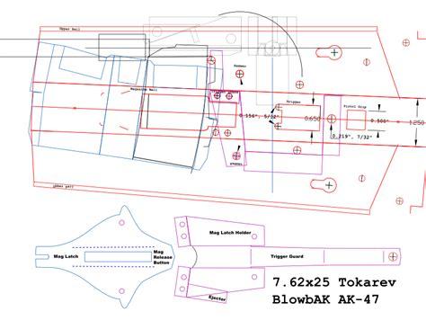 ak 47 blueprints ak 47 receiver blueprint quotes