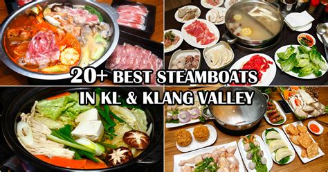 steamboat klang 20 best steamboat restaurants to eat in kl klang valley