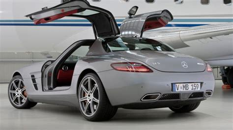 New Gullwing Mercedes by Drive New Mercedes Gullwing