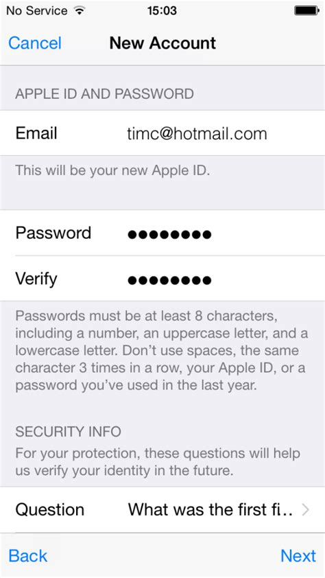 can you make an apple id without a credit card how to create an apple id without a credit card