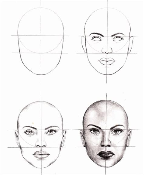 pattern on how to sketch face 25 anatomy study drawings by veri apriyatno tutorial for