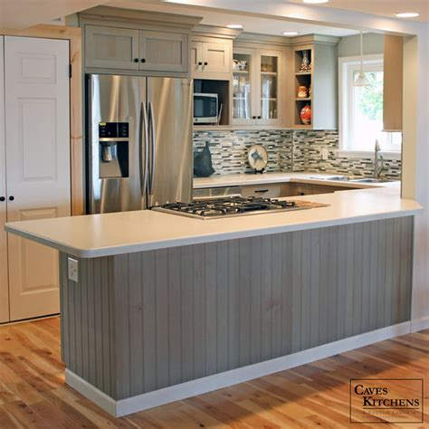 cape cod style kitchens cape cod premium alder beach style kitchen with peninsula