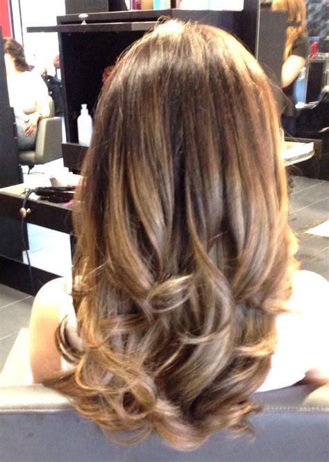 honey brown haie carmel highlights short hair caramel brown hair with honey blonde highlights hair
