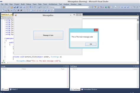 tutorialspoint generics c net messagebox 171 tutorialspoint