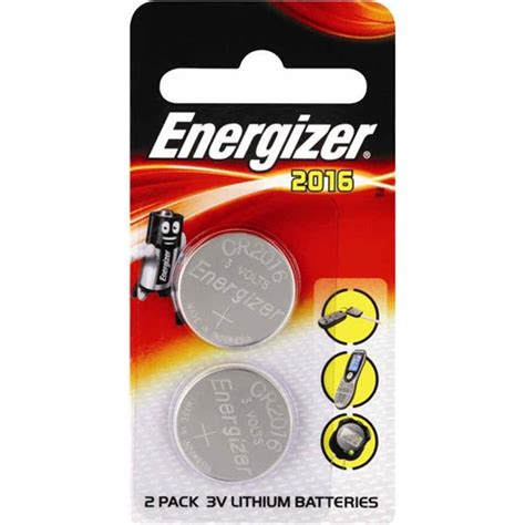 Baterai Cr2016 buy energizer cr2016 battery 2 pack at chemist