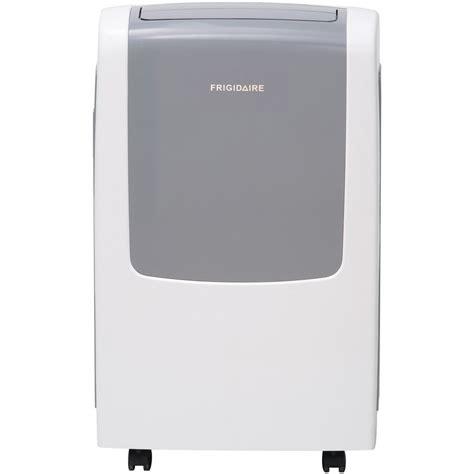 frigidaire 9000 btu portable room air conditioner white frigidaire fra093pt1 9 000 btu portable air conditioner free shipping sylvane