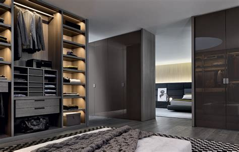armadi closets wardrobes poliform fitted