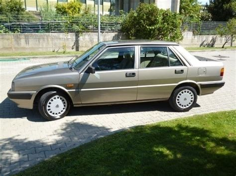 sold lancia prisma 1 6 used cars for sale autouncle