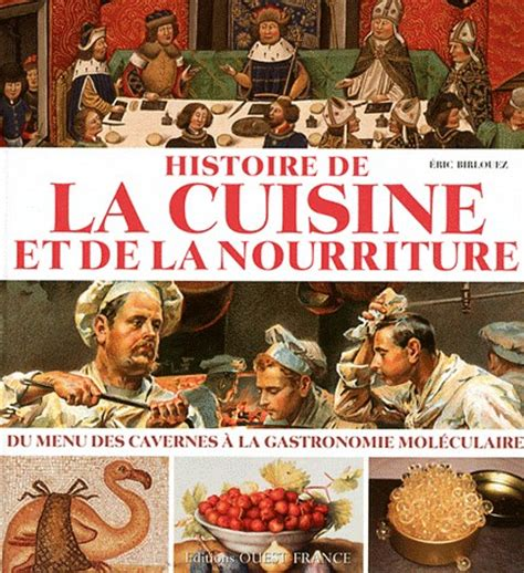 171 histoire de la cuisine et de la nourriture du menu des