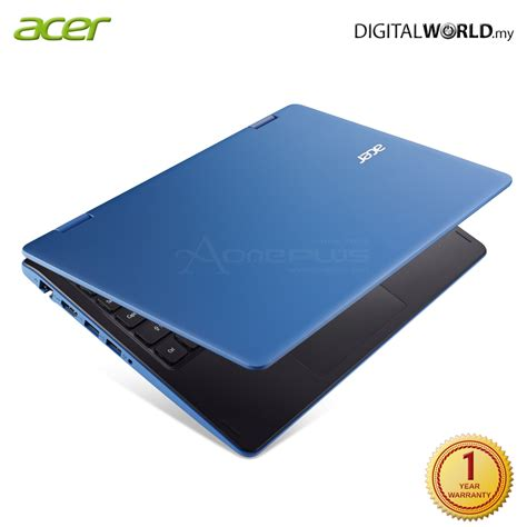 Laptop Acer Flip acer aspire r11 r3 131t p40w 11 6 quot flip notebook blue acer notebook