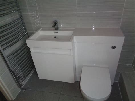 built in bathroom sink units converted a bathroom to an easy access walk in shower room