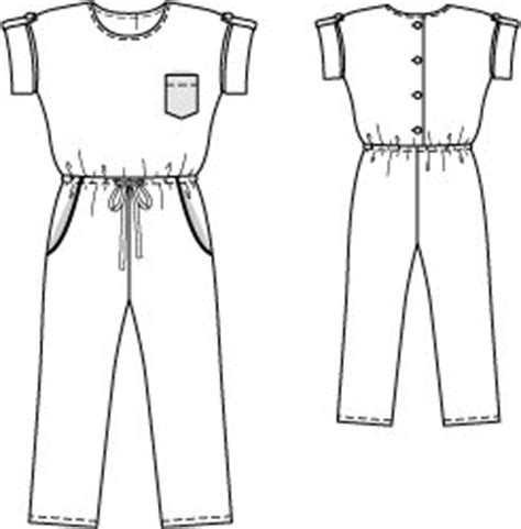 short sleeve jumpsuit 03 2015 115b sewing patterns girl s short sleeve jumpsuit 03 2015 137 sewing