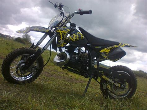 Ktm Cheap 50cc Dirt Bike Exact Same As Ktm 50 Has Kick Start Fast