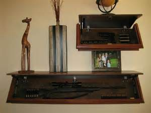 gun cabinet shelf woodworking projects plans