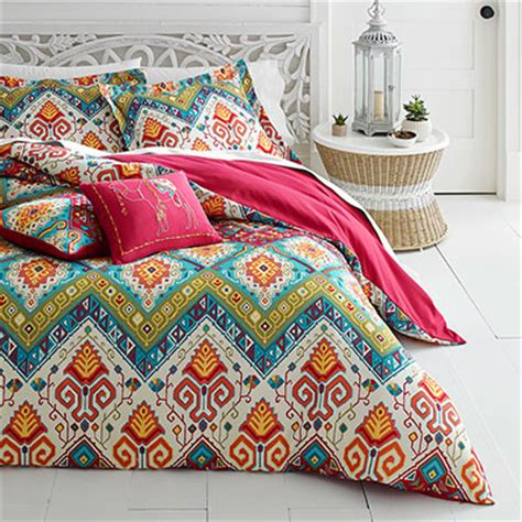 moroccan bedding set azalea moroccan nights comforter and duvet set from