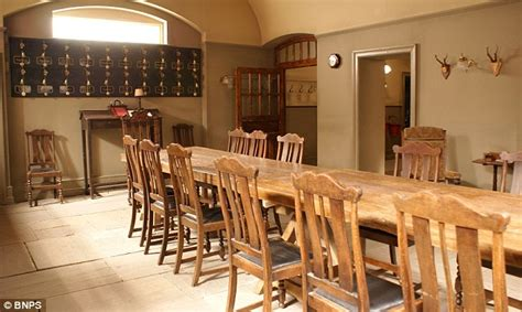 Stately Home Interiors now you can create your own servants quarters as downton