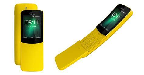 Jual Baterai Hp Nokia 8110 harga nokia 8110 4g dan spesifikasi nokia pisang dengan koneksi lte lebih trendi oketekno