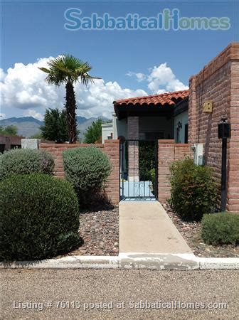houses for rent tucson east side sabbaticalhomes com tucson arizona united states of america