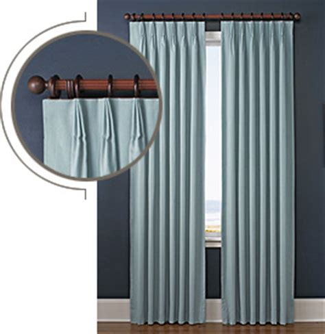 ring curtain designs drapery styles