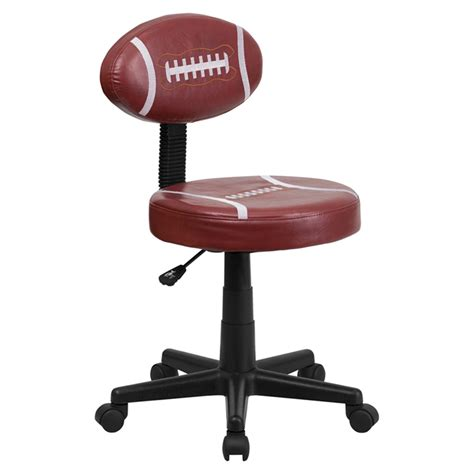 Football Task Chair Height Adjustable Swivel Dcg Stores Football Swivel Chair