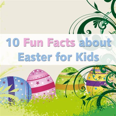 facts about easter 10 fun facts about easter for kids holidappy