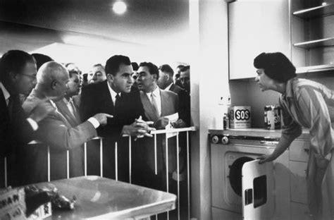 Kitchen Debate Analysis America In The Postwar World 1945 1970 Is136f