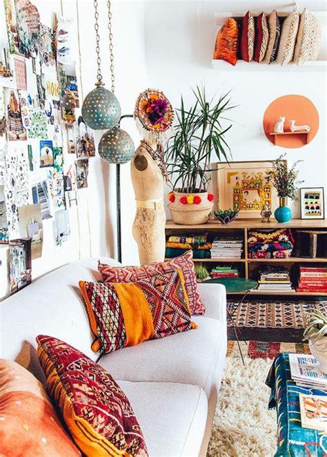 hippie wohnzimmer shabby chic m 246 bel und boho style ideen f 252 r ihr zuhause