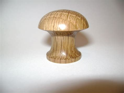 turned door knobs from nicholas martin cabinets oak