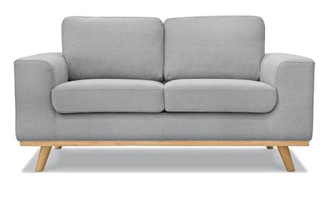 olivia sofa olivia 2 seater sofa in grey out and out original
