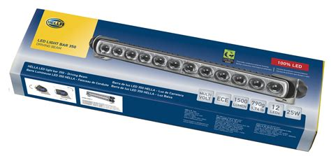 16 led light bar hella 350 series 16 quot led light bar quadratec