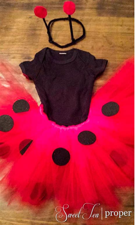 Halloween Decorations You Can Make At Home Easy Diy Baby Infant Ladybug Costume Sweet Tea Proper