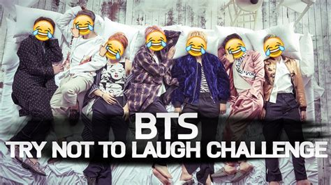 bts try not to laugh bts 방탄소년단 try not to laugh challenge youtube