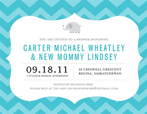 Baby Shower Invitaitons by It S All Polkadots Baby Shower Invites