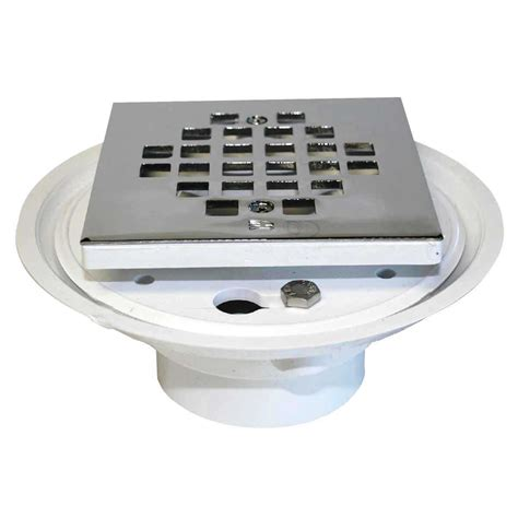 bathroom floor drain barwalt pvc low profile shower floor drain contractors direct