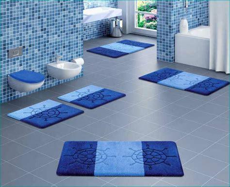 schöne fliesen fürs bad blau dekor badezimmer