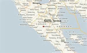 santa teresa nicaragua location guide