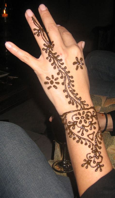 pakistan cricket player simple arabic henna design easy mehndi design for learners makedes com