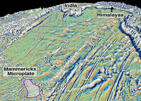 Release Letter Usyd Microplate Discovery Dates Birth Of Himalayas Spaceref