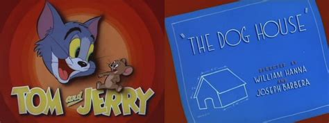 the dog house tom and jerry tom and jerry s072