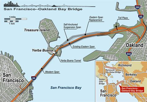 san francisco bridges map bridges in san francisco bay area images