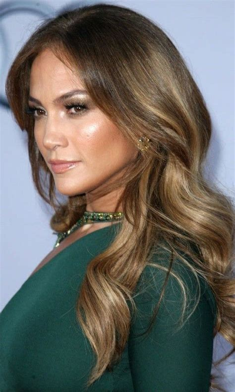 jennifer lopez long layers hairstyle jennifer lopez