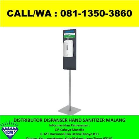 jual dispenser hand sanitizer otomatis dispenser