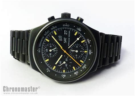 Porsche Chronograph by Porsche Design Watches Uk