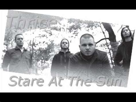 thrice nov 18 thrice stare at the sun acoustic youtube