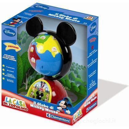 casa topolino globo interattivo casa topolino 122610 elettronici